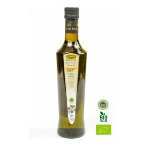 OLIWA MINOS EXTRA VIRGIN 500ML 2018 BIO UVAG