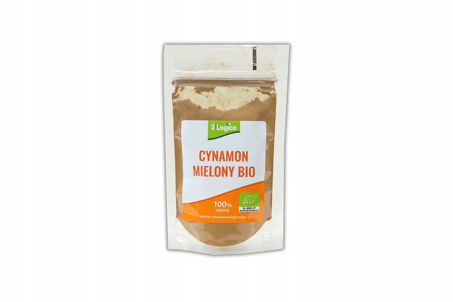 CYNAMON MIELONY BIO 50G BIOLOGICO