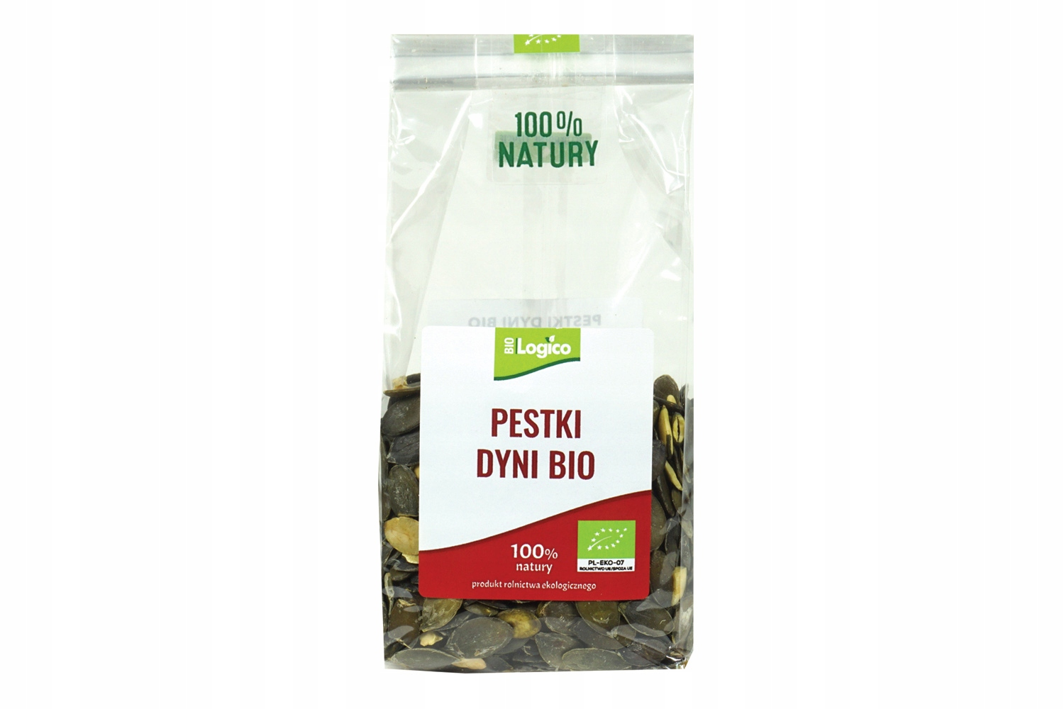 PESTKI DYNI BIO 200G BIOLOGICO